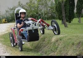 «خودروی عنکبوتی» جدید مناسب برای معلولان