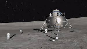 ساخت پایگاه دائمی در کره ماه