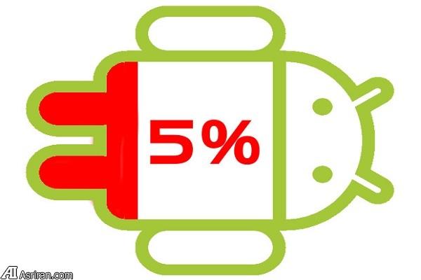 ترفندی ساده برای بهبود عملکرد باتری دستگاه اندرویدی