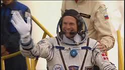 سفر نخستین دانمارکی به فضا