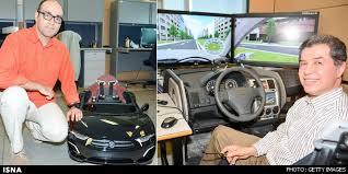 انقلاب دانشمندان ایرانی در خودروهای بدون راننده
