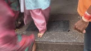 استفاده از فناوری پیشرفته برای حفظ سلامتی انبوه زائران در هند