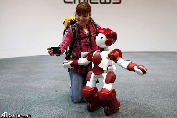هیتاچی ربات انسان نمای جدید خود را معرفی کرد