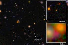 کشف دورترین و پیرترین کهکشان
