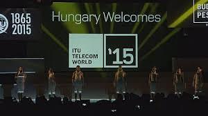 برگزاری نمایشگاه تلکام ۲۰۱۵ در بوداپست با نمایش نوآوری ها