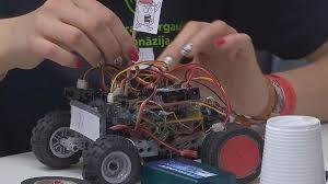 رقابت روباتها در پایتخت استونی