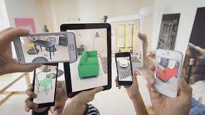استفاده از فناوری واقعیت افزوده در صنعت تبلیغات