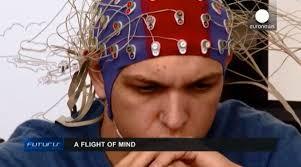 کنترل پهپاد از طریق ذهن خلبان