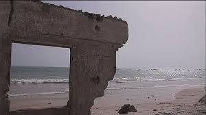 فرسایش شدید سواحل سنگال
