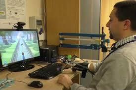 فناوری برای توانبخشی بیماران سکته مغزی