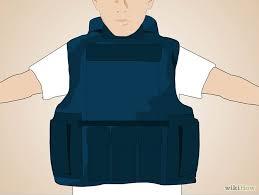 مایعی ویژه برای جلیقه های ضد گلوله