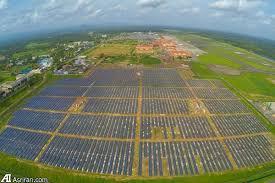هند منزلگاه نخستین فرودگاه 100% خورشیدی جهان