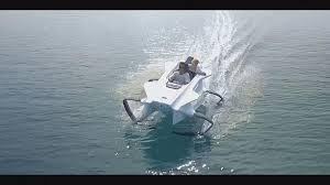 پرواز بر روی آب با شناور «کوادروفویل»
