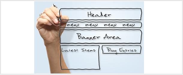 طراحی سایت های ارزان و ساده
