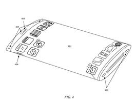 ثبت اختراع 2013 اپل تصویب شد