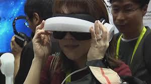 واقعیت مجازی، تکخال نمایشگاه کالاهای الکترونیک لاس وگاس