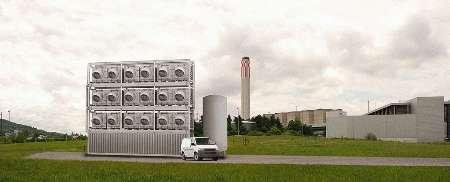 تولید سوخت از دی اکسید کربن موجود در اتمسفر