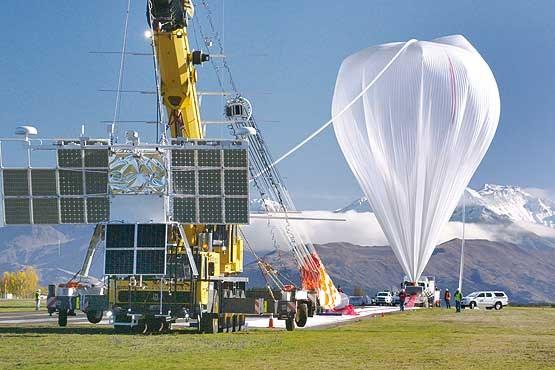 بالن تحقیقاتی ناسا، جایگزین ماهواره