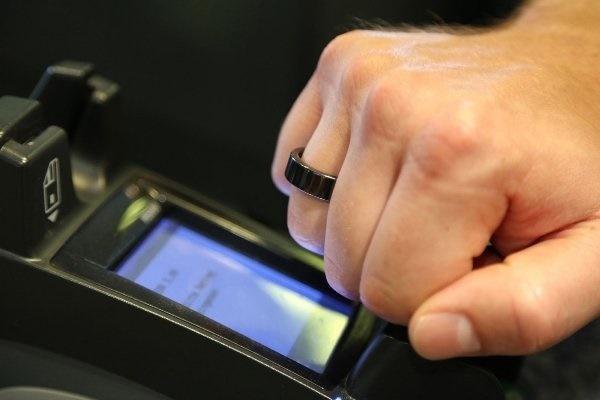 ساخت انگشتر ویژه پرداخت الکترونیکی