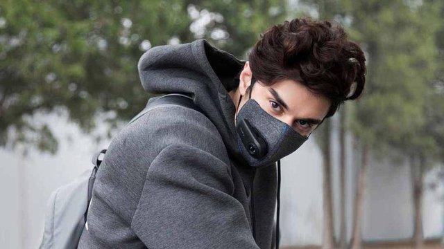 شیائومی ماسک ضد آلودگی هوا ساخت