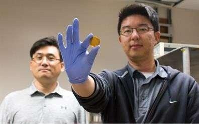 طراحی ابرخازنهای قابل شارژ با حرارت بدن