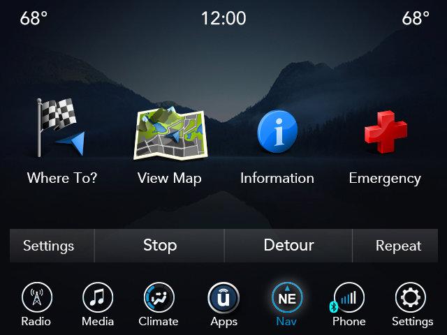 سیستمعامل جدید گوگل روی خودروهای فیات