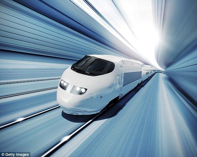 کره جنوبی به دنبال ساخت یک قطار هم سرعت صوت است