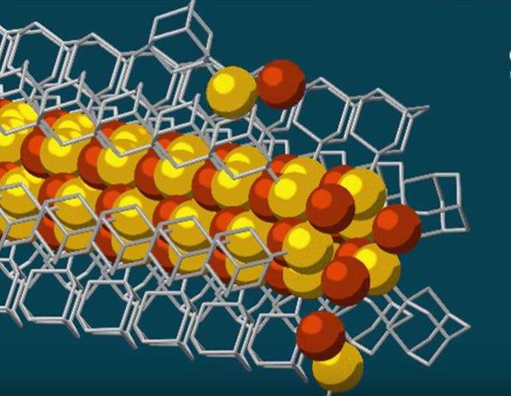 طراحی سیمی به ضخامت 3 اتم در دانشگاه استنفورد