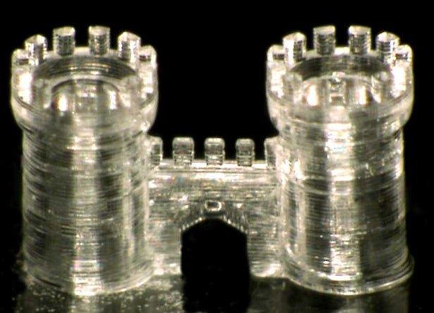 تولید باکیفیتترین شیشه چاپ 3بعدی