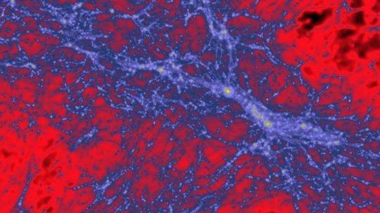بزرگترین شبیهسازی جهان برای کشف گذشته کهکشانها