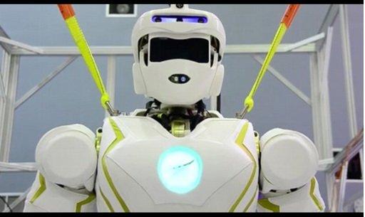 ربات انساننمایی که میتواند روی مریخ راه برود+تصاویر