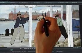 نرم افزاری جدید برای احیای انیمیشن های قدیمی