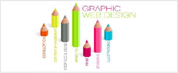 اهمیت گرافیک در طراحی وب سایت