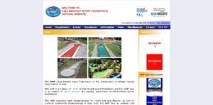طراحی سایت فدراسیون آسیایی مینی گلف